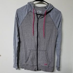 🏃🏽♀️ Under Armour fitted hoodie women's S